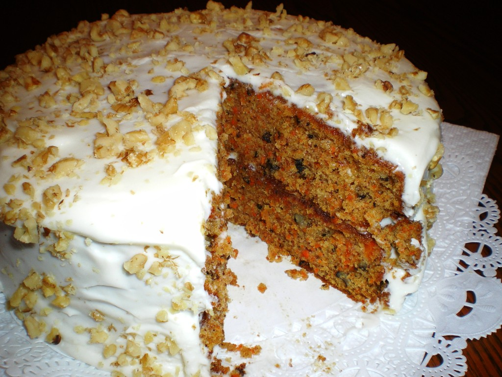 Carrot Cake Recipe ~ Easy Dessert Recipes