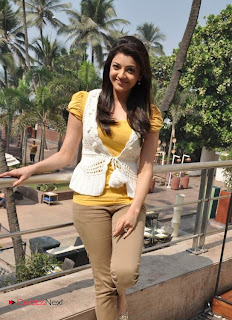 Kajal Agarwal Latest Pictures in Skinny Jeans at Special Chabbis Promotion ~ Celebs Next