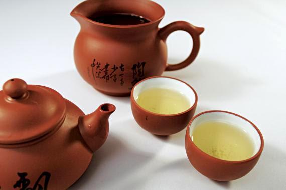 Los tés Termogénicos