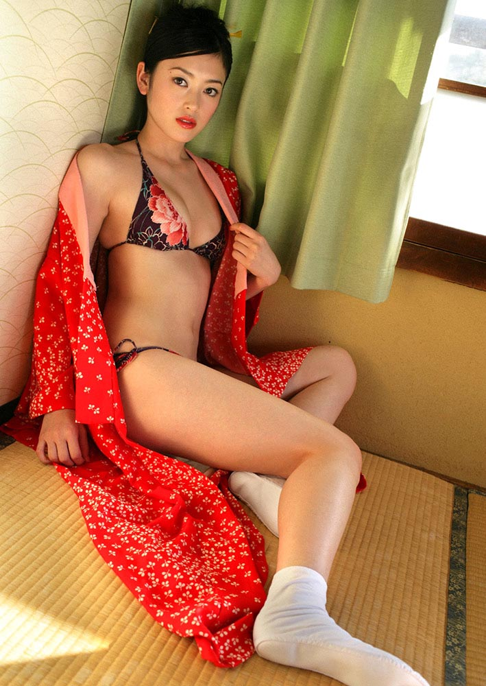masuki ako sexy naked photo 03