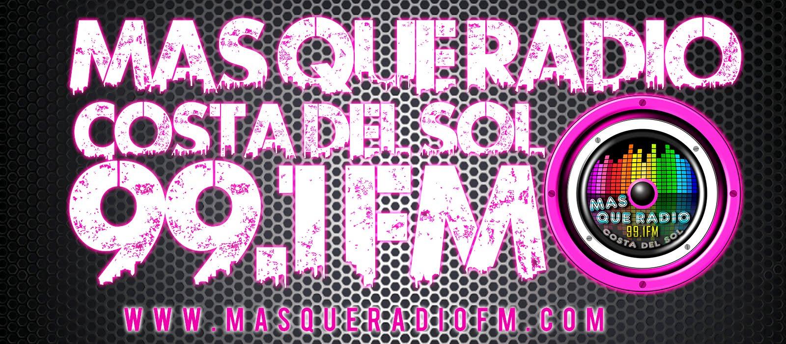 #3Tu Radio De Moda #Mas Que Radio FM