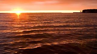 Sun Rise near Beach