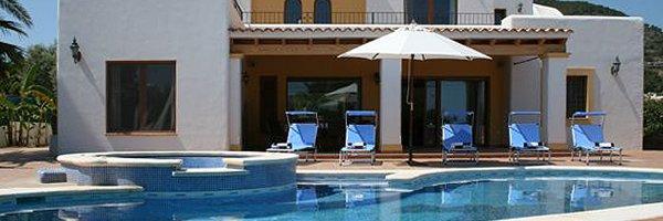 Alquilar una vivienda de vacaciones en Ibiza