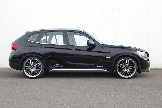 BMW X1 new photo