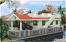 Single Floor House Elevation