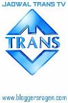 jadwal siaran tv trans hari ini