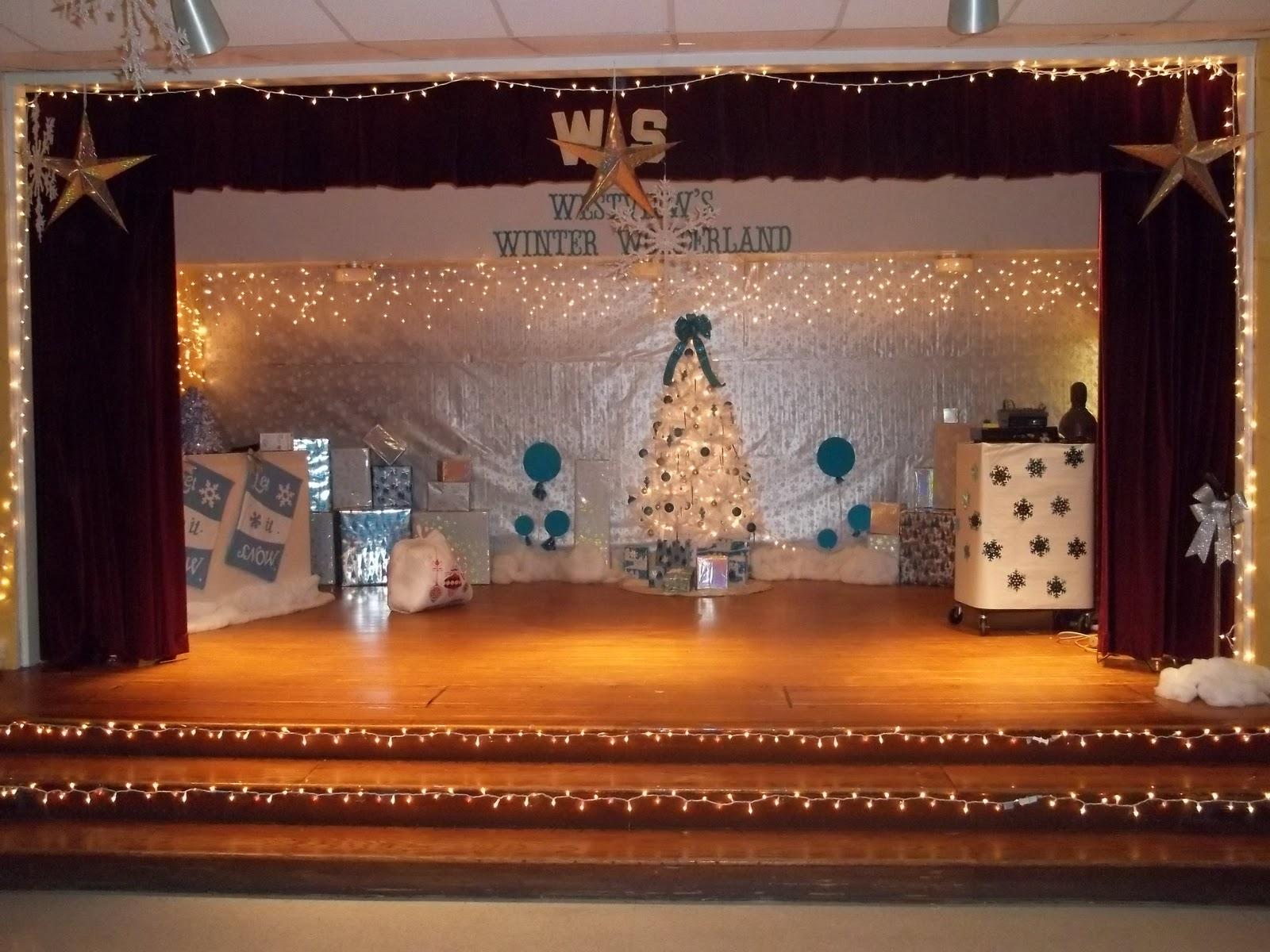 Wes Tiger Blog Wes Christmas Program Preparations