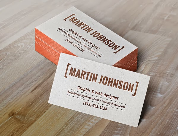 25 free and high quality business card templates for 2014 jayce o business card template reheart Choice Image