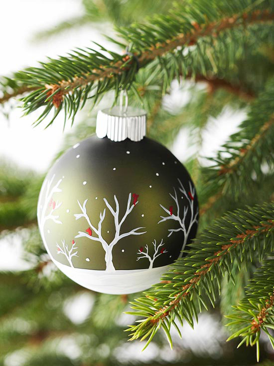 Beautiful Handmade Christmas Ornaments | Photography Buzz