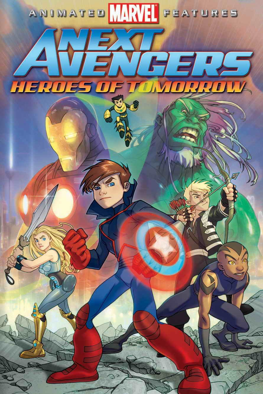 Next avengers heroes of tomorrow pym