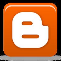 Shiny Blogger 3D Logo