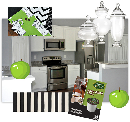 apple green kitchen accessories house furniture