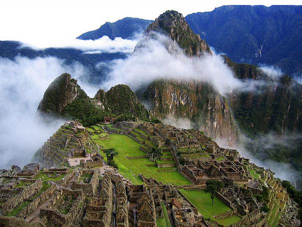 Amazing World Fun Machu Picchu Peru Amazing Places