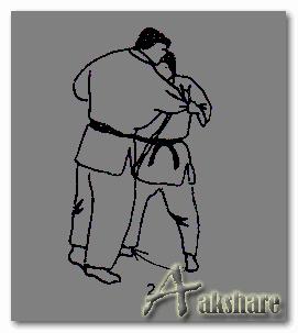 Teknik Dasar Bantingan Ashi-Guruma - Beladiri Judo