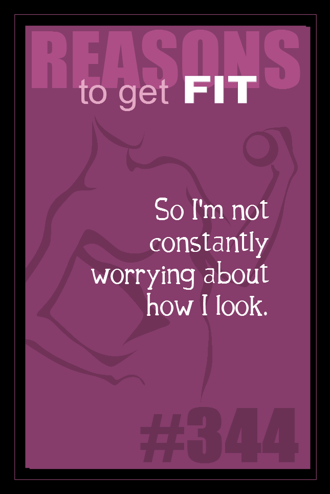 365 Reasons to Get Fit #344