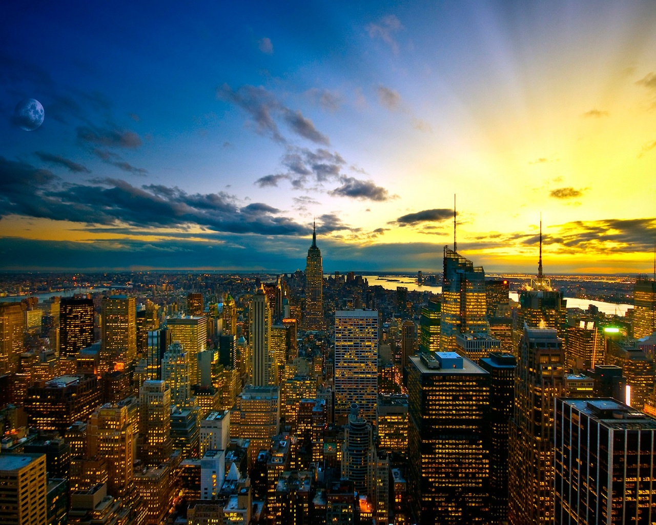 HD Wallpepars: New York City United States Wallpapers