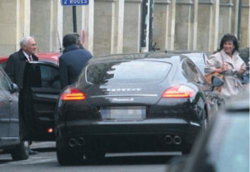 DSK Porsche
