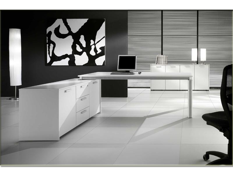 Foto Ufficio Moderno : Arredamento moderno: ufficio moderno