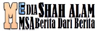 Logo Media Shah Alam