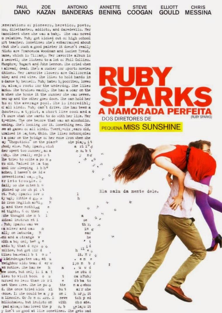 Ruby Sparks: A Namorada Perfeita – Dublado (2012)