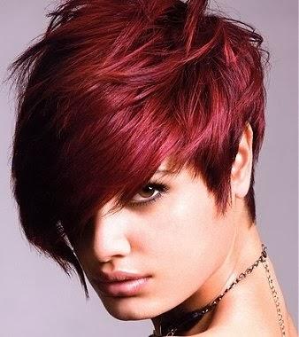 pour une coloration naturelle acajou prenez - Coloration Cheveux Acajou