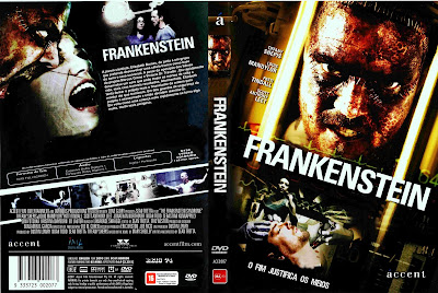 Filme Frankenstein 2012 DVD Capa