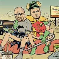 Galeria Friki: Mashups entre personajes de cómics, películas, series y videojuegos