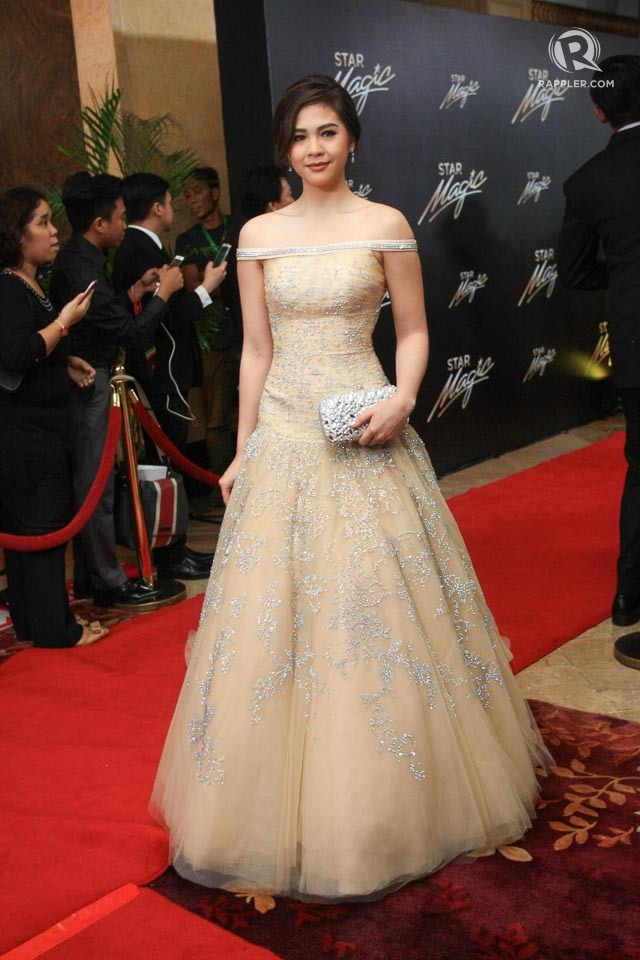 philippine celebrities in lovely gowns my top three