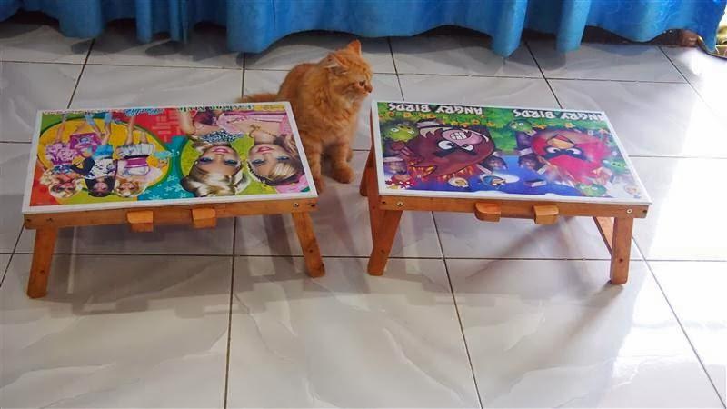 ... belajar anak anak indonesia lebih menyenangkan dengan meja belajar