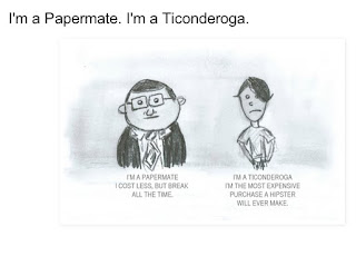 Pencil Comic