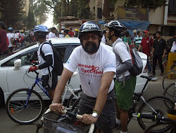 "After completion of ""28Kms Amateur ride"" at approx 0915hrs."