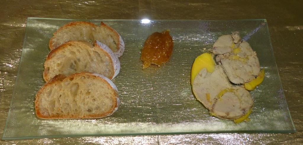 Je m 39 clate avec mes 10 doigts foie gras au torchon - Faire son foie gras maison ...
