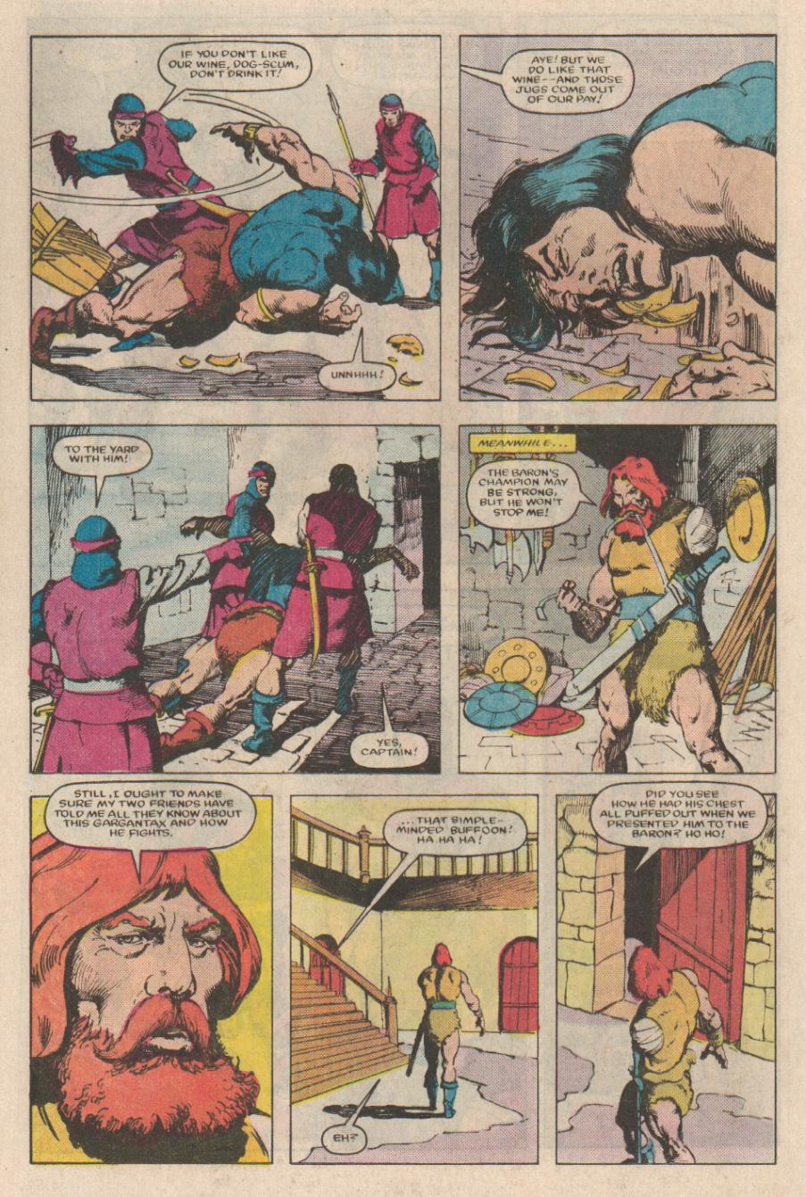 Conan the Barbarian (1970) Issue #166 #178 - English 15