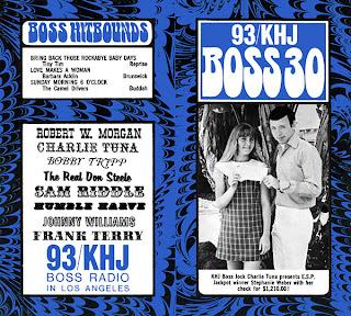 KHJ Boss 30 No. 159 - Charlie Tuna