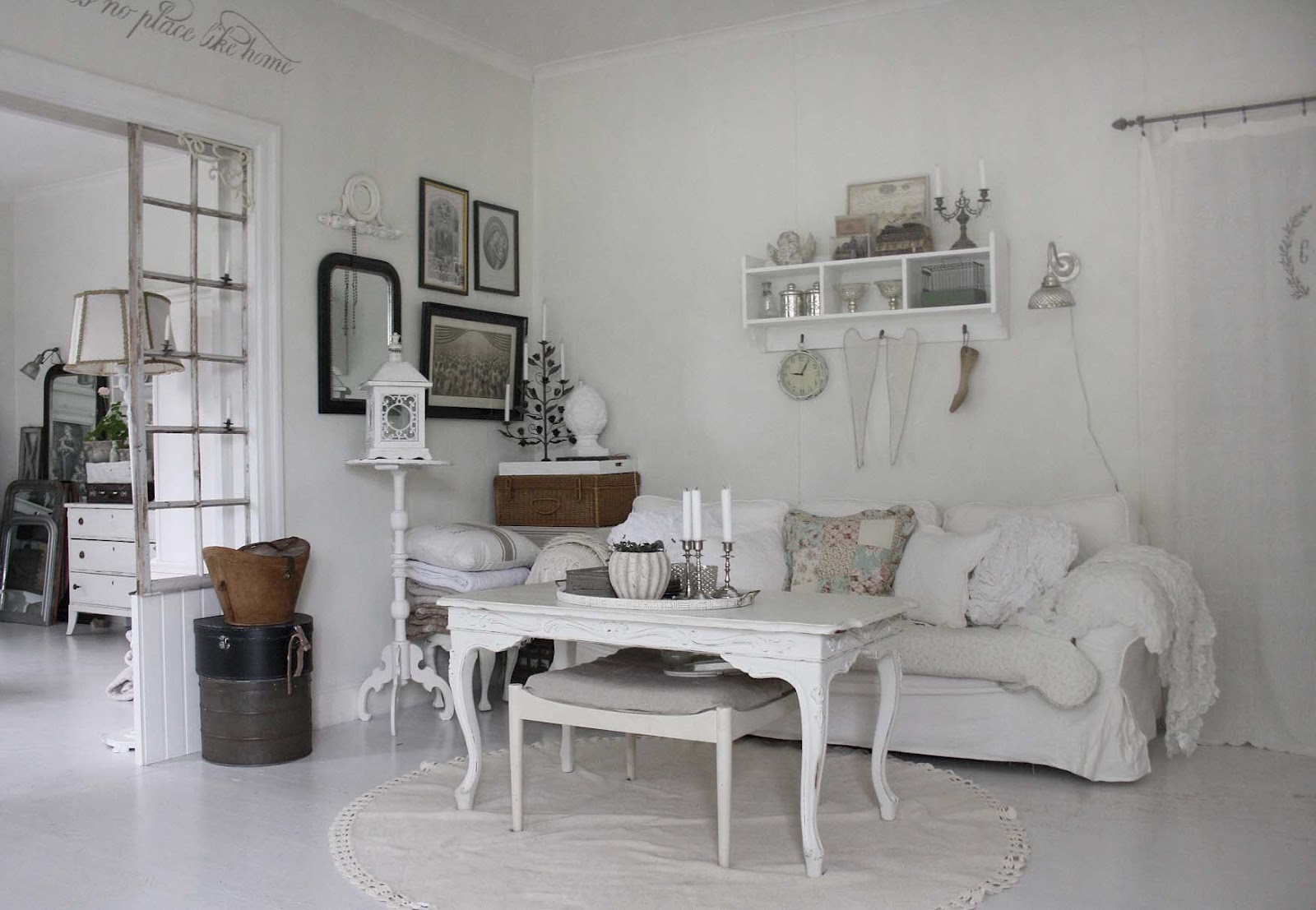 Shabby Chic Living Room Decorating 8 Shabby Chic Living Room Decorating Ideas Home Decors Homedecors