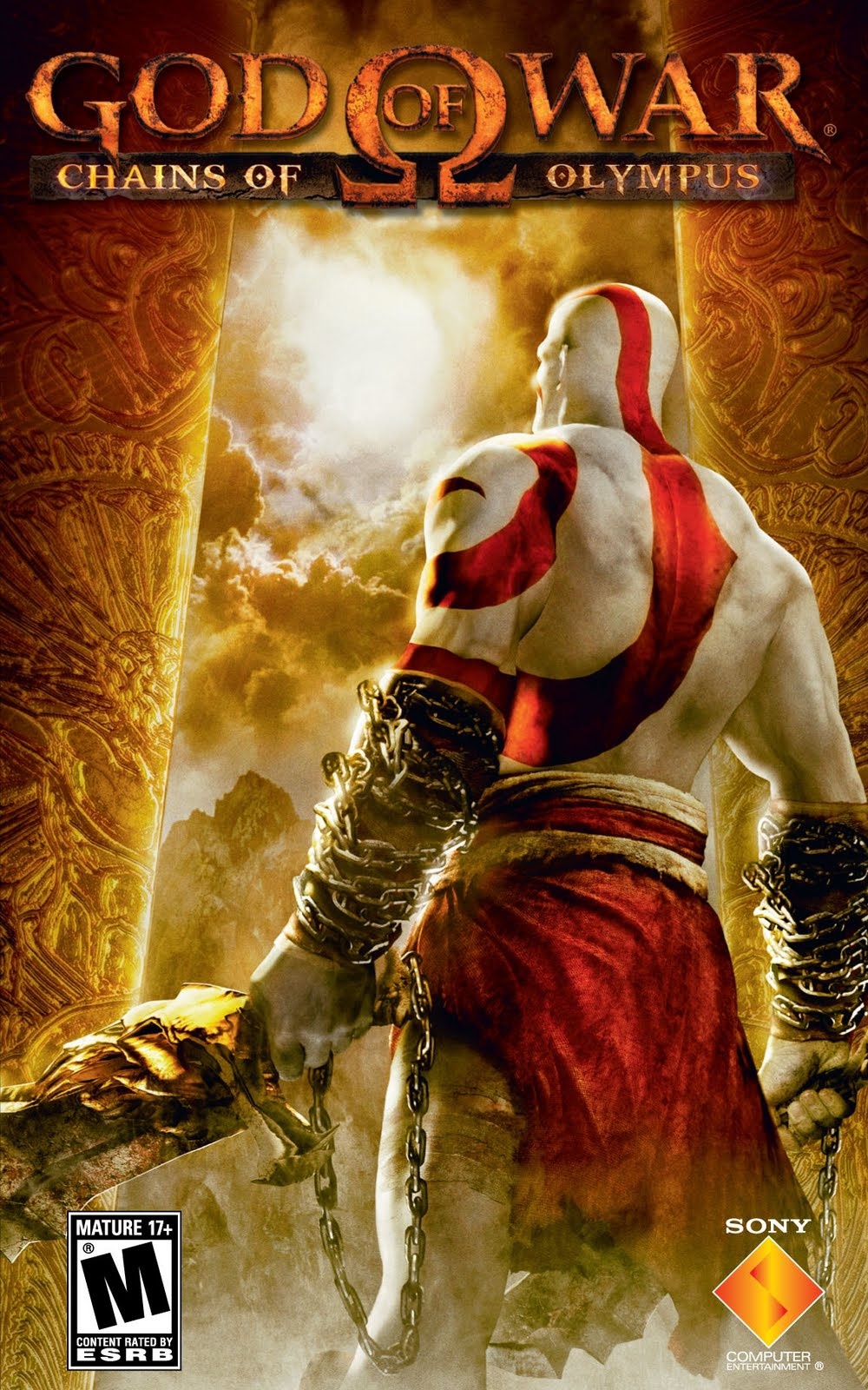 God Of War Chains Of Olympus Pc