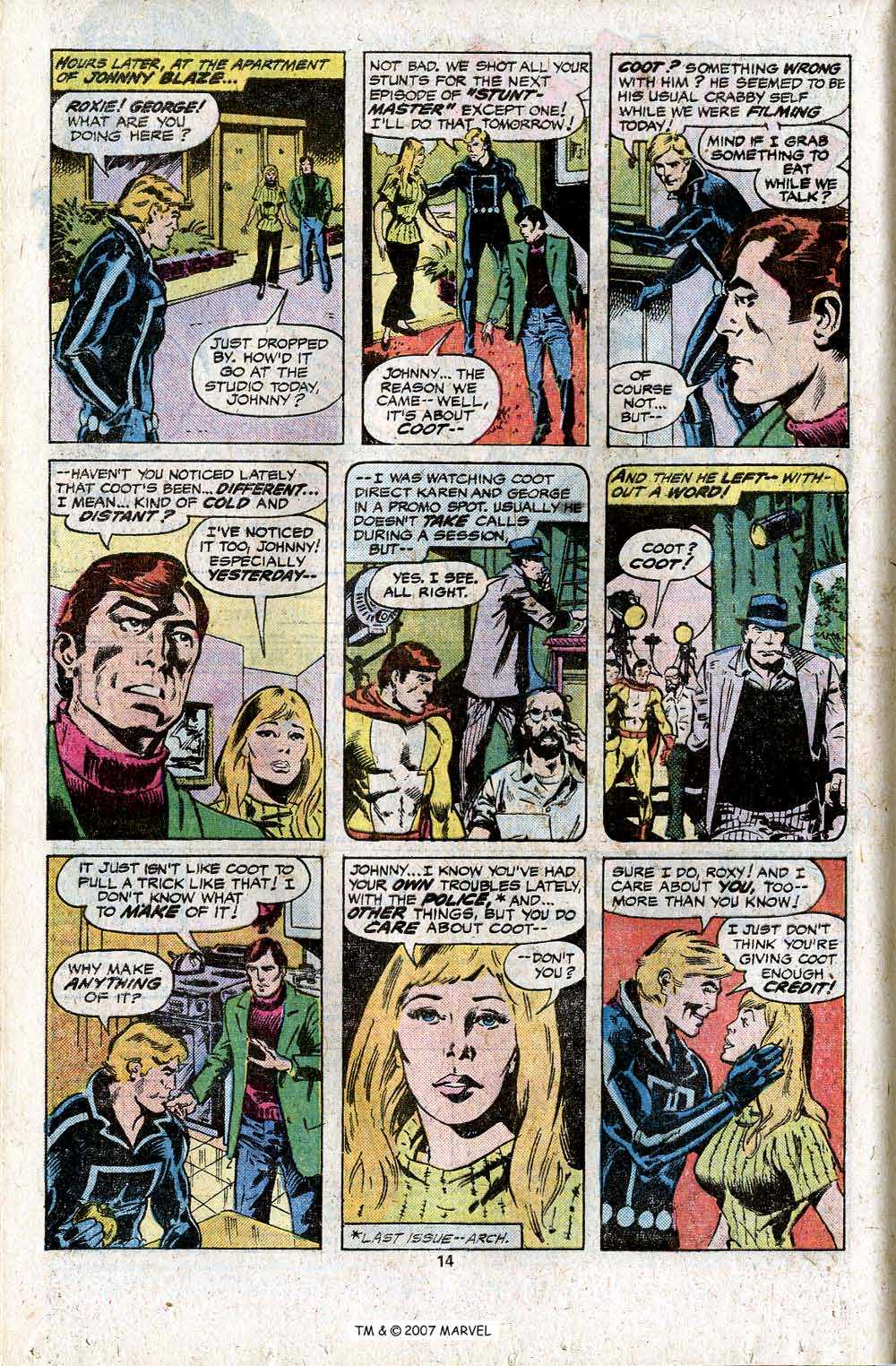 Ghost Rider (1973) Issue #23 #23 - English 16