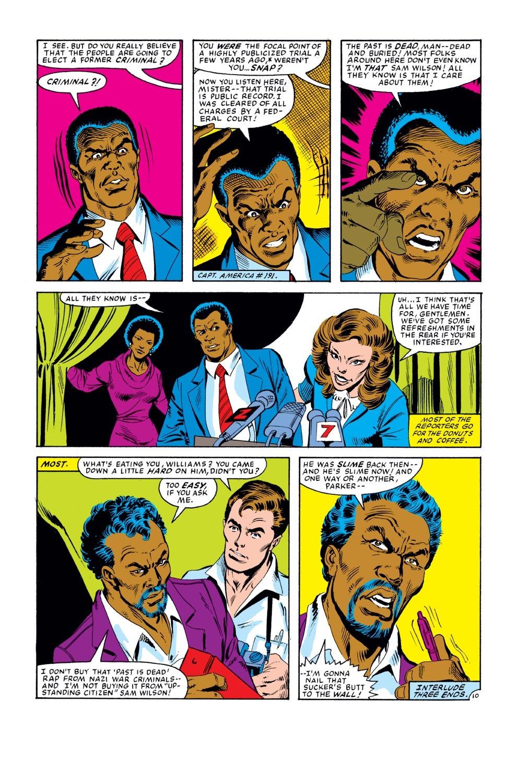 Captain America (1968) Issue #275 #191 - English 11