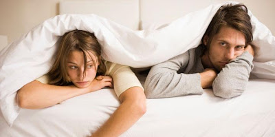 Are You Stuck In The Comfort Zone - bored couple