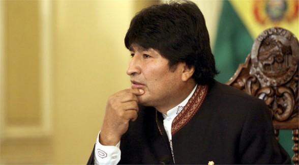Polìtica en Bolivia