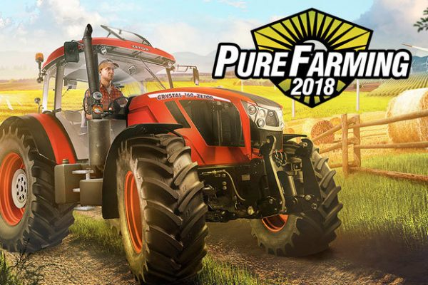 Pure Farming 2018 Game
