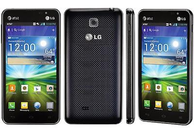 LG Escape P870 Pic