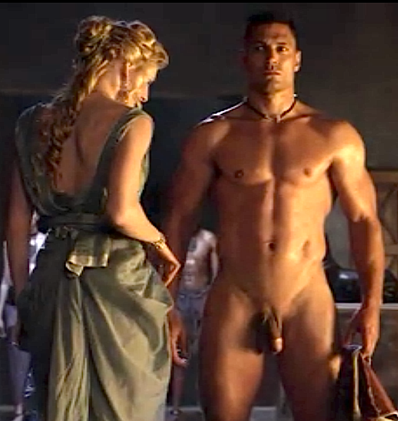 Apologise, but, naked men of spartacus nude are
