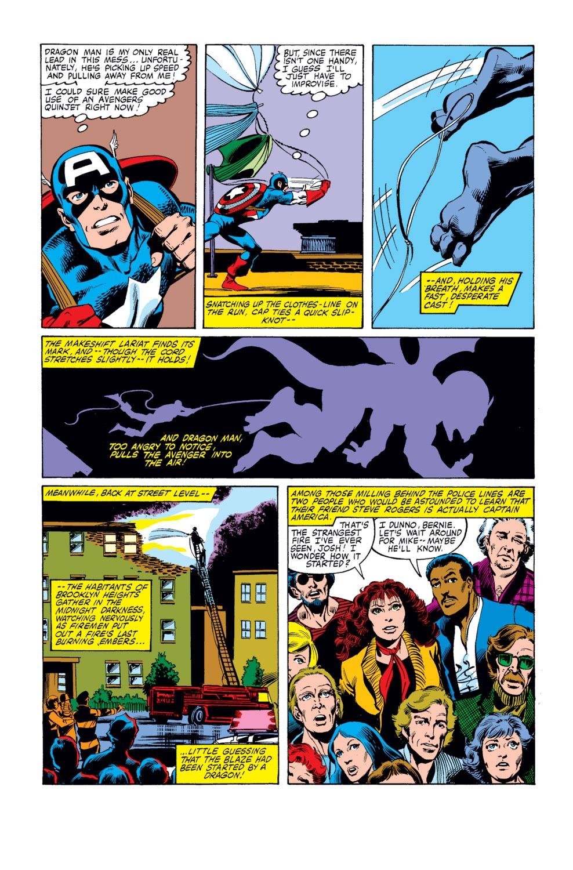 Captain America (1968) Issue #249 #164 - English 5