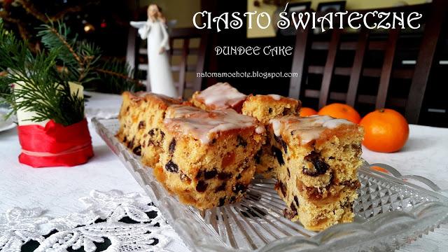 Ciasto Świąteczne - Dundee Cake