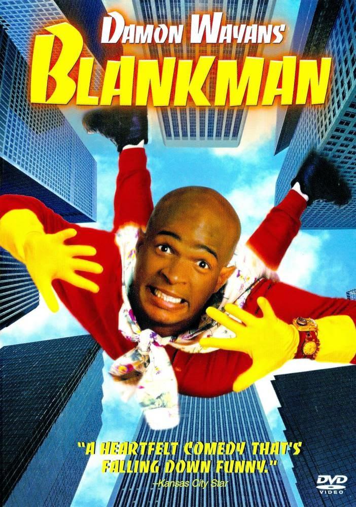 Blankman - Um Super-Herói Muito Atrapalhado