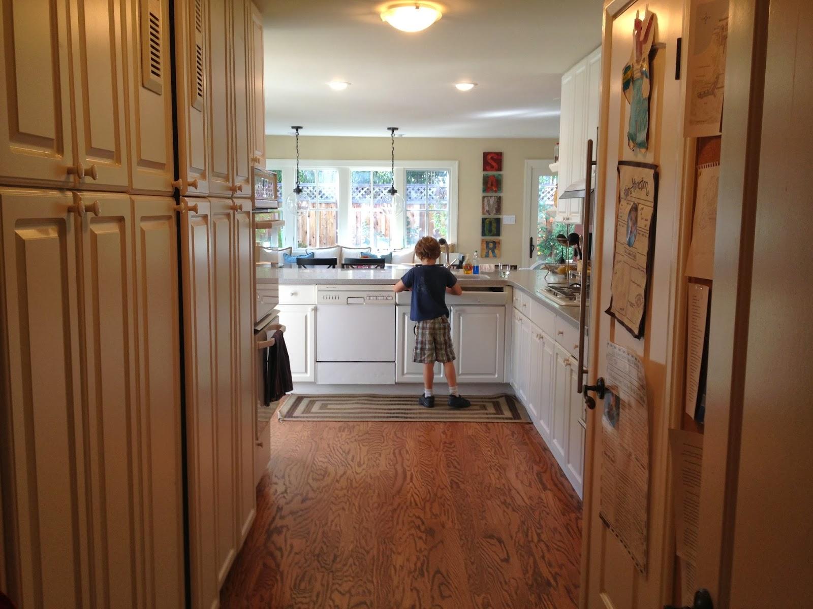 Kitchen Remodel Before U0026 After Part 37