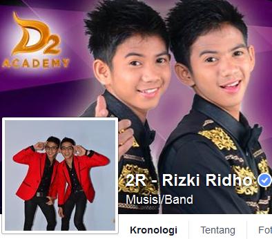 Facebook Baru Rizki Ridho 2R
