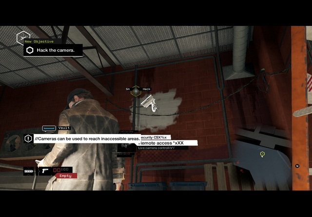 Watch Dogs PC Gameplay