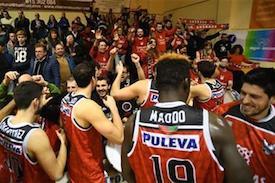 Jª 29ª LEB Plata: El sueño de Granada se hace realidad en Navarra